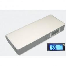 Аккумулятор внешний Power Bank 12000 Mah LCD