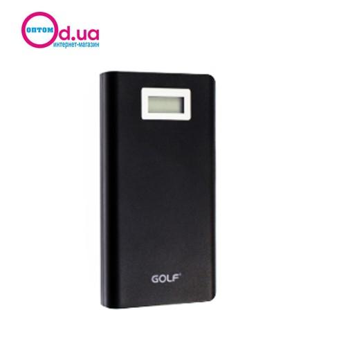 Аккумулятор Внешний Power Bank Golf GF-LCD06 15600 mAh