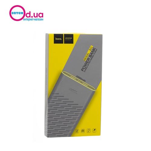 Аккумулятор Внешний Power Bank Hoco B31 Rege 3000 mAh