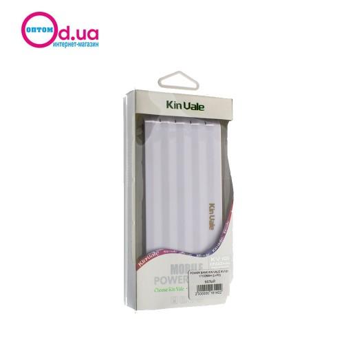 Аккумулятор Внешний Power Bank KiN VALE KV101 17000 mAh