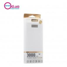 Аккумулятор Внешний Power Bank RemaX ProdA 8J/PPL-14 30000 mAh