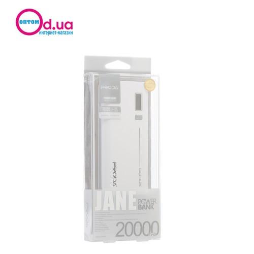 Аккумулятор Внешний Power Bank RemaX ProdA V10I 20000 mAh
