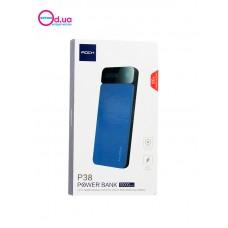 Аккумулятор внешний Power Bank ROCK P38 RMP0369 10000 MAH