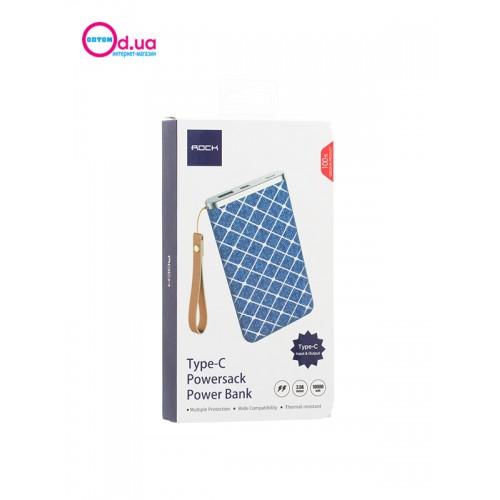 Аккумулятор внешний Power Bank ROCK POWERSACK RMP0365 10000 MAH