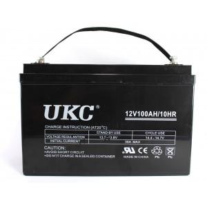 Аккумулятор промышленный gel 12v 100a