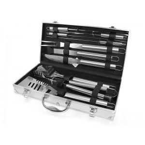 Набор для мангала BBQ Tools Set 43х21х8см AL-10, 6шт