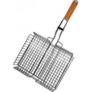 Решітка для гриля і барбекю 3064 24x30x58 см