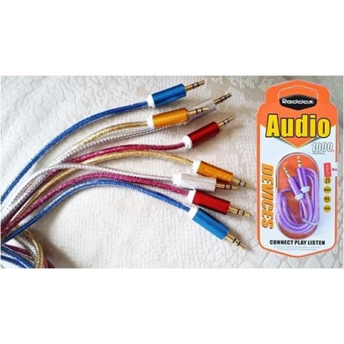 Аудио кабель 3.5mm RDX-204