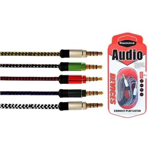 Аудио кабель 3.5mm RDX-210