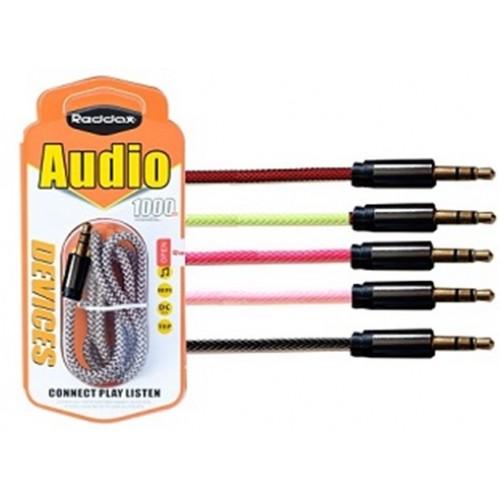 Аудио кабель 3.5mm RDX-213