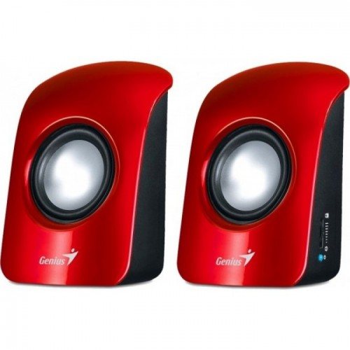 Акустика для пк Genius SP-U115 Red USB