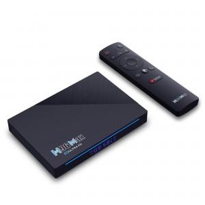 Smart TV Android приставка H96 MAX (RK3566, 4/32)