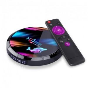 Smart TV Android приставка H96 MAX X3 4/64