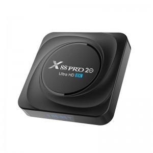 Smart TV Android приставка X88 PRO 20 8/64