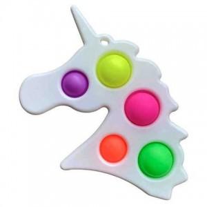Игрушка антистресс Simple Dimple Единорог