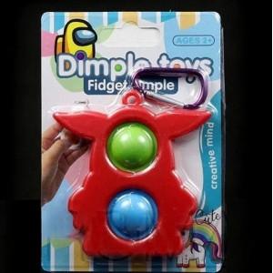 Игрушка антистресс Simple Dimple Малыш Йода