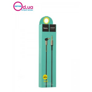 Аудио кабель AuX 0.5м HOCO UPA07