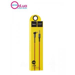 Аудио кабель AuX 1м HOCO UPA02
