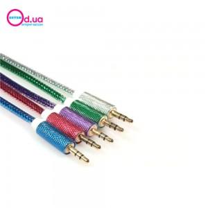 Аудио кабель AuX 2m