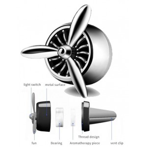 Ароматизатор пропеллер в решётку CFK-03-A