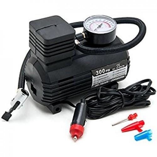 Автомобильный компрессор Air Compressor 300 pi