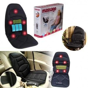 Масажна накидка на сидіння Massage seat topper
