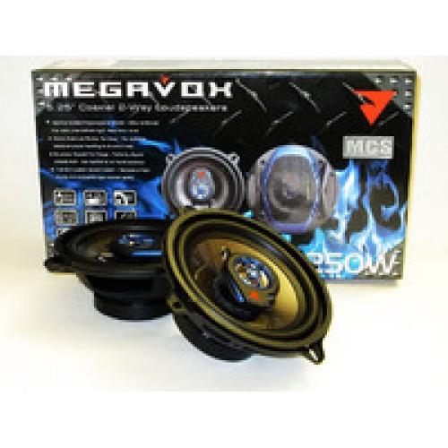 Автоакустика колонки Megavox MCS-5543