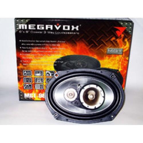 Автоакустика колонки Megavox МGT-9836
