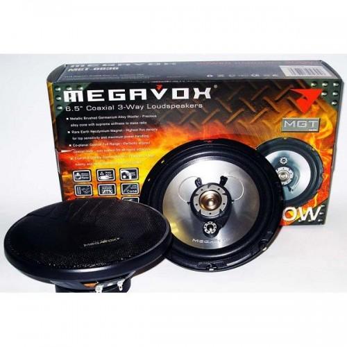 Автоакустика Megavox MGT-5836