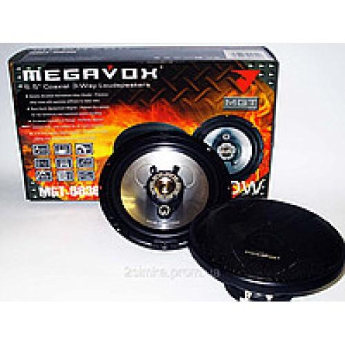 Автоакустика Megavox MGT-6836