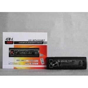 Автомагнитола 1DIN HS MP-4259 (съемная панель)