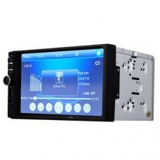Автомагнитола 2DIN 7018 Little + GPS