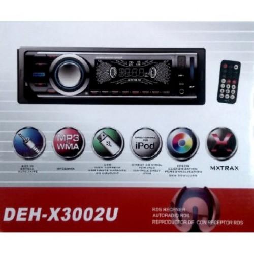 Автомагнитола DEH-X3002U
