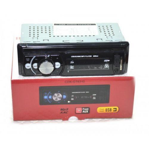 Автомагнитола MP3 CDX-GT 6310