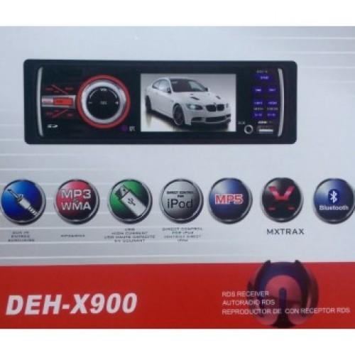 Автомагнитола MP5 DEH-X900 LCD