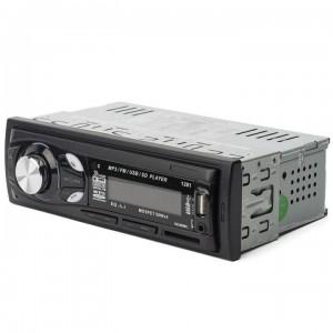 Автомагнитола 1DIN 1281 USB FM MP3 SD
