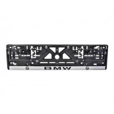 Автомобільна рамка номера BMW ART-55543