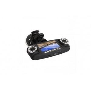 Авторегистратор Double 3в1 2камеры+GPS