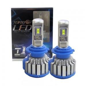 Автолампа LED T1 H11