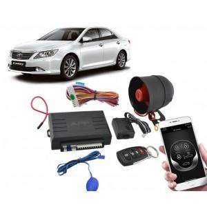 Автосигналізація  CAR ALARM 2 WAY KD 3000 APP