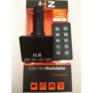 FM модулятор трансмиттер  H19