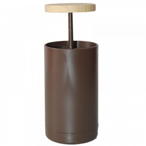 Баночка для гигиенических палочек (BH90228)