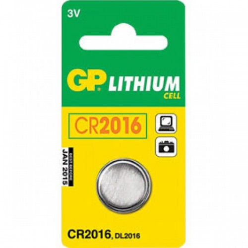 Батарейка GP 2016