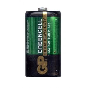 Батарейка GP Greencell 13G/R20