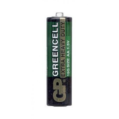 Батарейка GP Greencell 15G/R6