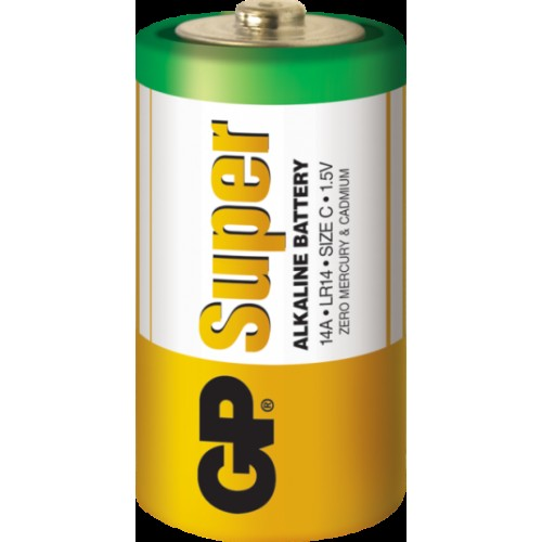 Батарейка GP Super Alkaline 14A/LR14