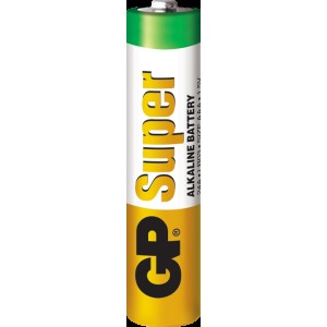 Батарейка GP Super Alkaline 24A/LR03