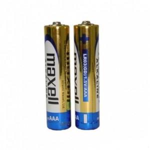 Батарейка MAXELL (Hitachi) Pack*2 Alkaline LR03/AAA (цена за упаковку 2 шт.)
