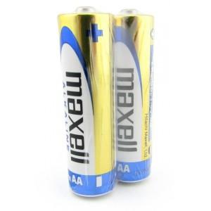 Батарейка MAXELL (Hitachi) Pack*2 Alkaline LR06/AA (цена за упаковку 2 шт.)
