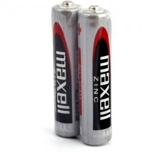 Батарейка MAXELL (Hitachi) Pack*2 Mn/Zn R03/AAA (цена за упаковку 2 шт.)